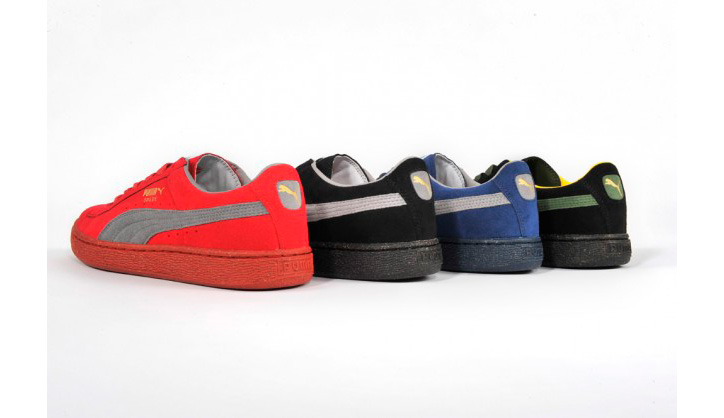 Photo02 - Puma The List Re-Suede Color Pack