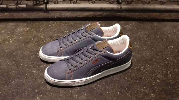 Photo02 - Puma STATES x DENIM 「LIMITED EDITION for The LIST」