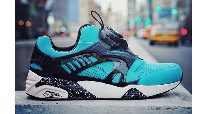 "Photo01 - Ronnie Fieg x PUMA 2012 Disc Blaze OG ""Cove"""