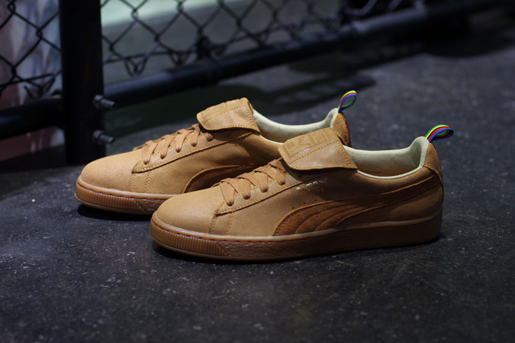 "Photo02 - Puma SUEDE CYCLE MITA ""mita sneakers"" ""LIMITED EDITION for The LIST"""