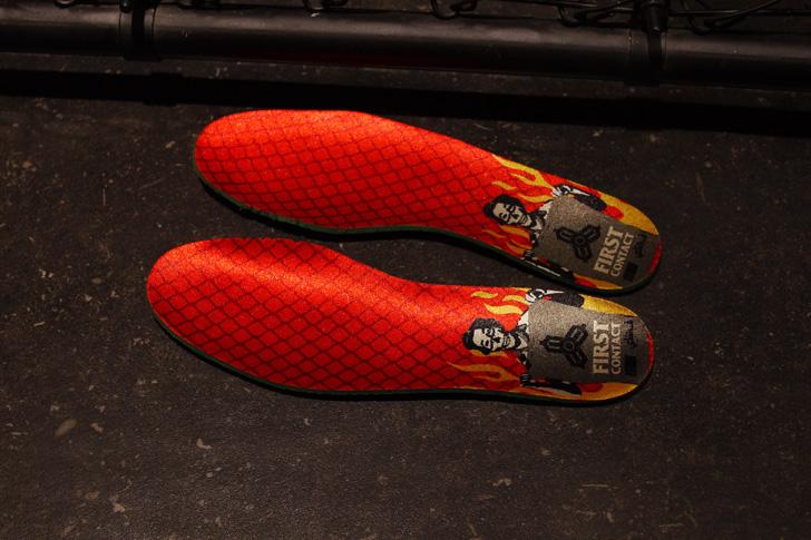"Photo14 - プーマから、mita sneakersとSBTGがタッグを組み完成したコラボモデルCLYDE CONTACT ""First Contact""が登場"