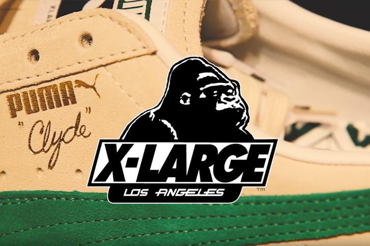 Photo01 - XLARGE® x PUMA x mita sneakersのリリースを記念して、オリジナルラップソング