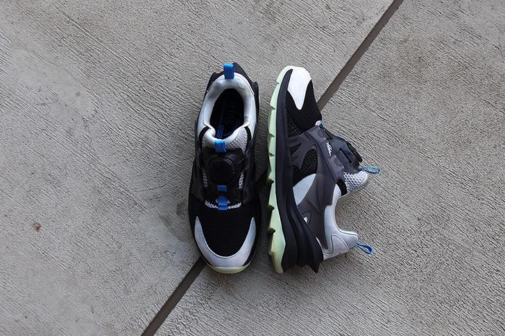 Photo03 - プーマから、WHIZ LIMITEDとmita sneakersによるコラボモデルDISC SWIFT TECH WMが登場