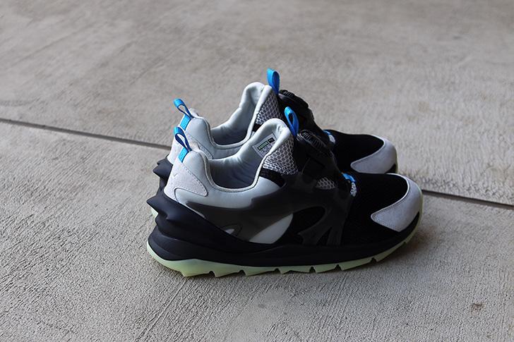 Photo04 - プーマから、WHIZ LIMITEDとmita sneakersによるコラボモデルDISC SWIFT TECH WMが登場