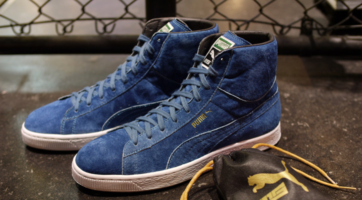 Photo01 - mita sneakers x Puma PUMA SUEDE MID MITA