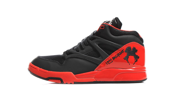 Photo01 - Reebok x Basquiat Pump Omni Lite Holiday 2011