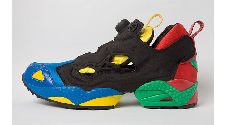 Photo01 - REEBOK PUMP FURY LONDON