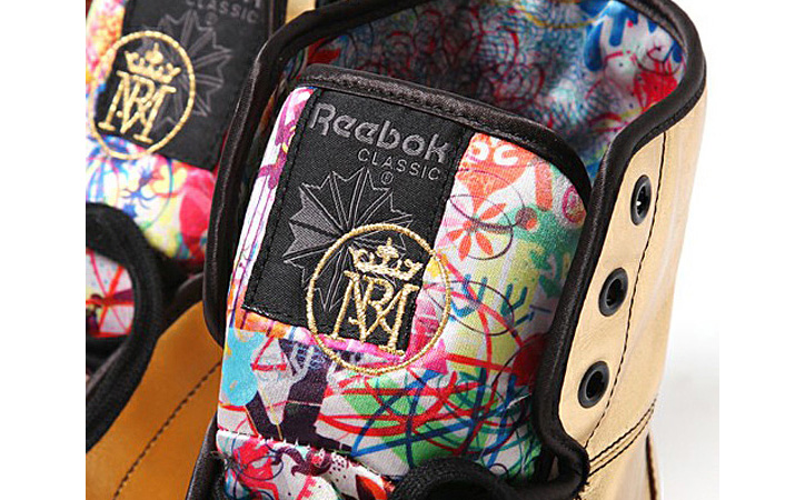 Photo07 - Ryan McGinness x Reebok RMCQ Art Shoe – Affili Art Collection