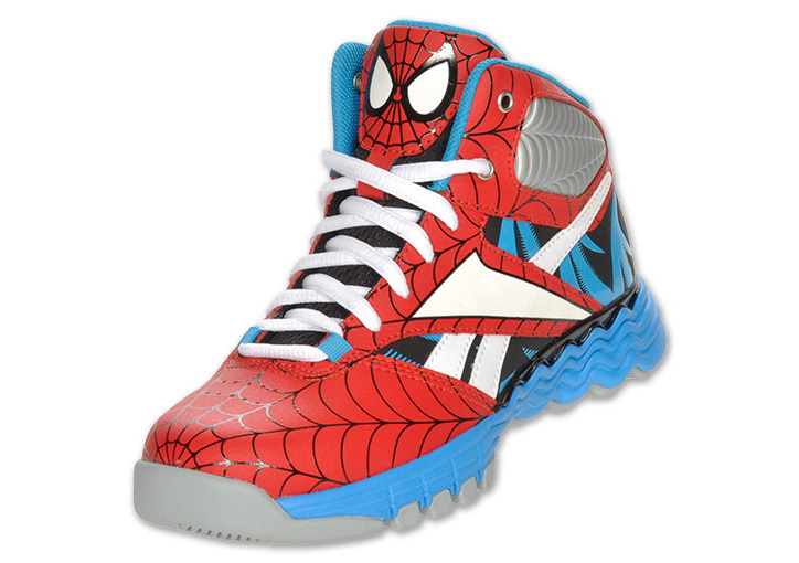 Photo02 - REEBOK THERMALVIBE SPIDERMAN
