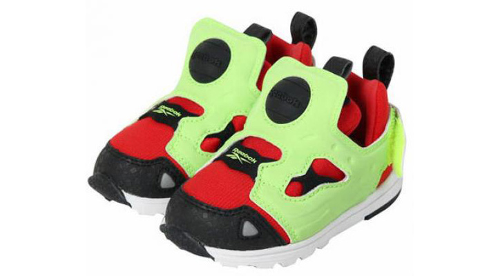 "Photo01 - Reebok ""VERSA PUMP FURY"" Kids"