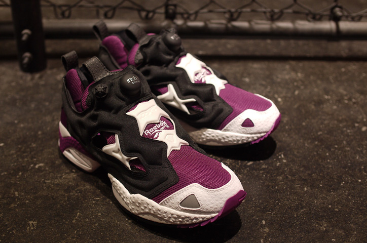 Photo02 - Reebok INSTA PUMP FURY 「LIMITED EDITION」 PPL/BLK/WHT