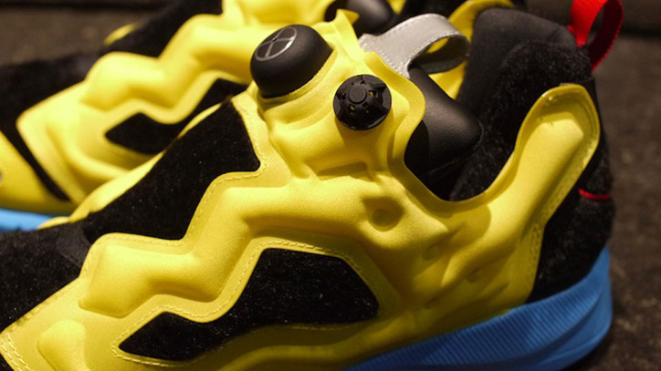 Photo03 - Reebok PUMP FURY HLS 「X-MEN/WOLVERIN」
