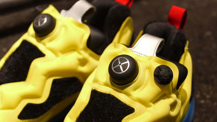 Photo04 - Reebok PUMP FURY HLS 「X-MEN/WOLVERIN」