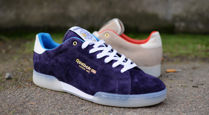 Photo01 - Hanon x Reebok 2012 Fall/Winter NPC II