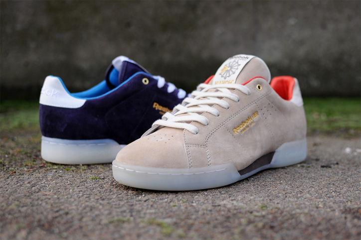 Photo03 - Hanon x Reebok 2012 Fall/Winter NPC II