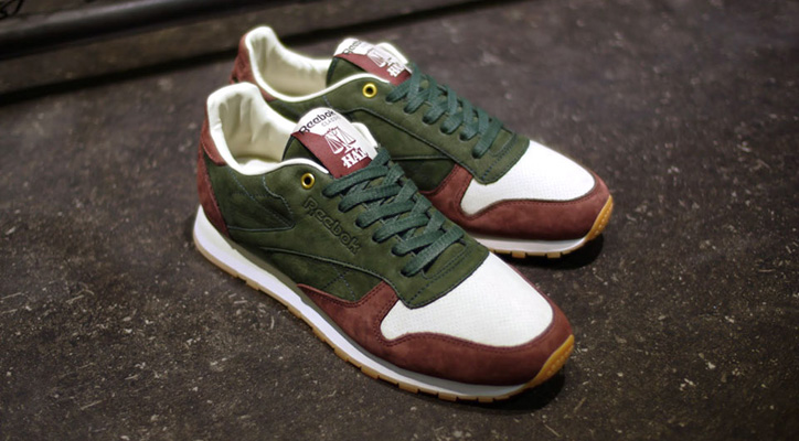 """Reebok CL LEATHER CTM """"HAL"""" CL LEATHER 30th ANNIVERSARY 「CERTIFIED NETWORK」"""
