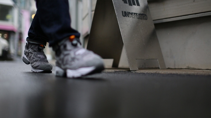 "Photo07 - Reebok CLASSIC Instapump Fury mita sneakers ""20th Anniversary""のPVを公開"