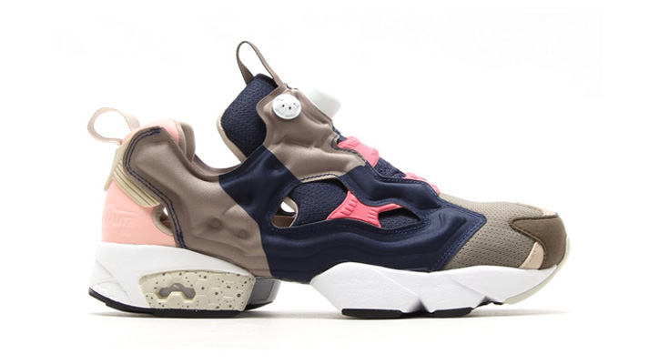 Photo01 - Reebok x Garb Store INSTA PUMP FURY NUTMEG/NAVY/MOODY PINK