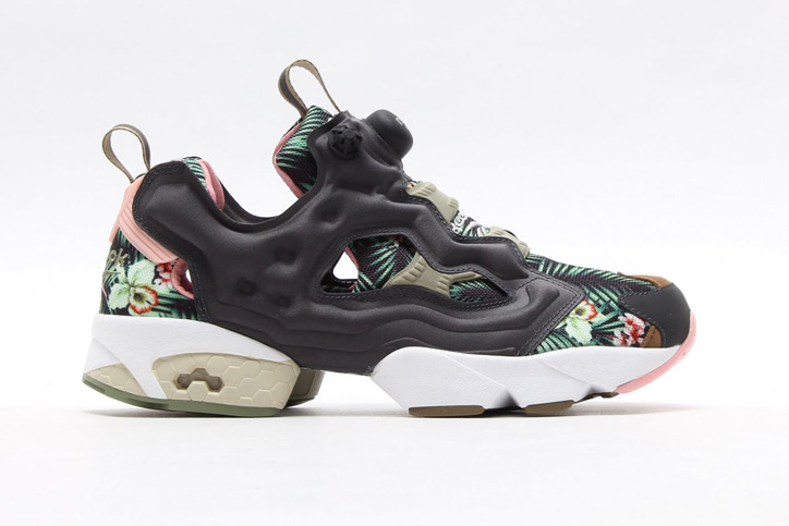 "Photo05 - Reebok INSTA PUMP FURY ""20th Anniversary"" 4コラボレーションモデルが発売"