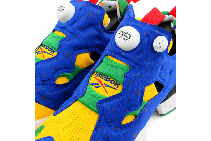 "Photo02 - Reebok INSTA PUMP FURY ""2014 BRAZIL WORLD CUP""の先行予約が開始"