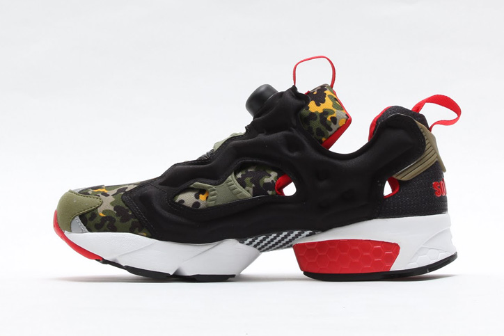 "Photo05 - Reebok INSTA PUMP FURY OG ""20th Anniversary"" 「SOCIAL STATUS」「SOLEBOX」の2コラボレーションモデルが発売"