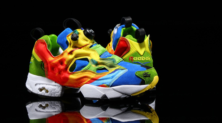 "Photo01 - Reebok INSTA PUMP FURY OG ""20th Anniversary"" 「CROOKED TONGUES」"