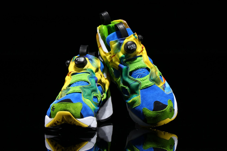 "Photo02 - Reebok INSTA PUMP FURY OG ""20th Anniversary"" 「CROOKED TONGUES」"
