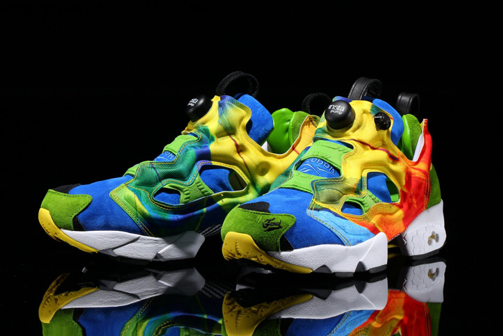 "Photo04 - Reebok INSTA PUMP FURY OG ""20th Anniversary"" 「CROOKED TONGUES」"