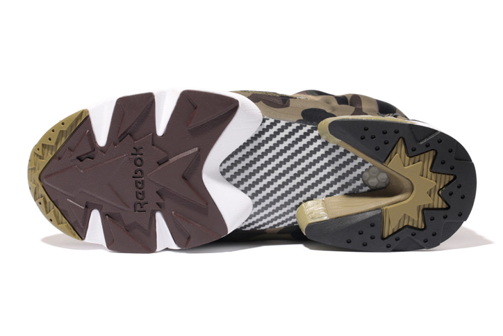 "Photo06 - Reebok INSTA PUMP FURY OG ""A BATHING APE® x mita sneakers"" が発売"