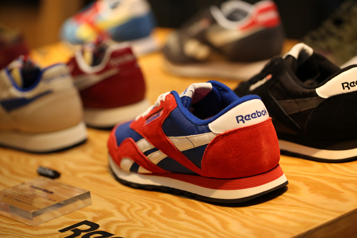 Photo02 - 「Reebok CLASSIC」 POP UP at JOURNAL STANDARD