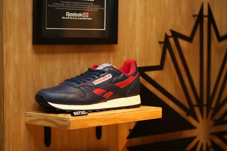 Photo04 - 「Reebok CLASSIC」 POP UP at JOURNAL STANDARD