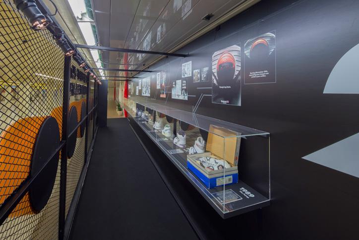 Photo03 - Reebok CLASSICから、「The Pumpテクノロジー」の誕生25周年を記念し、 特設ミュージアムを新宿駅にて展開