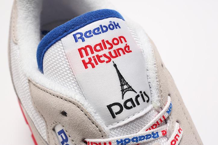 Photo05 - リーボックは、MaisonKitsuné とのコラボレーションモデルを日本限定で発売