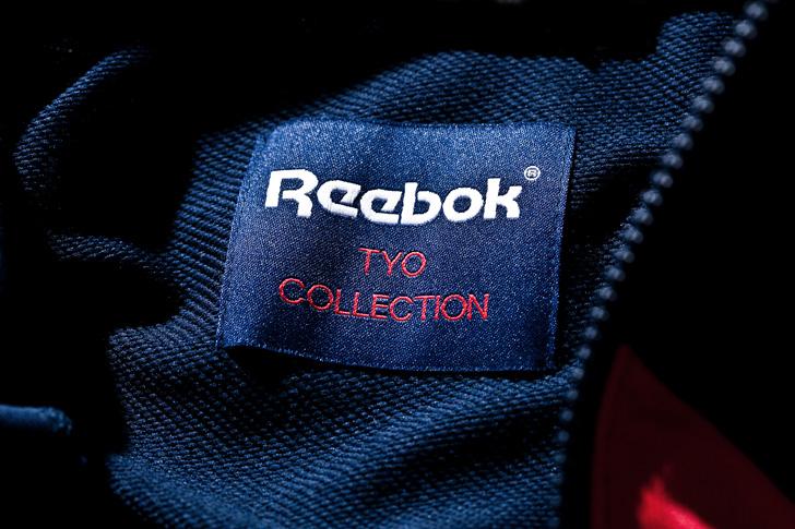 "Photo09 - Reebok CLASSICより1シーズン限りの限定アパレルコレクション ""TYO COLLECTION"" が登場"