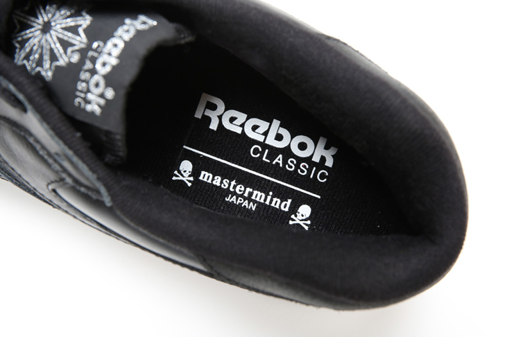 Photo15 - Reebok CLASSIC x mastermind JAPAN初のコラボレーションモデルが登場