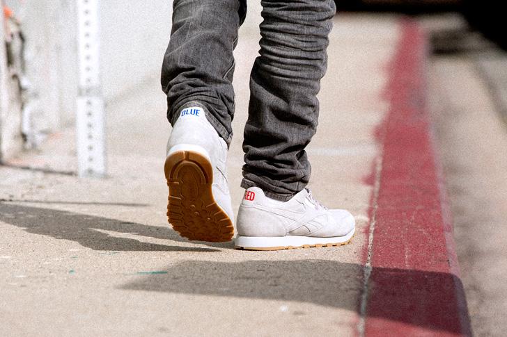 Photo02 - リーボック クラシックは、Kendrick LamarとのコラボレーションモデルClassic Leatherを発売