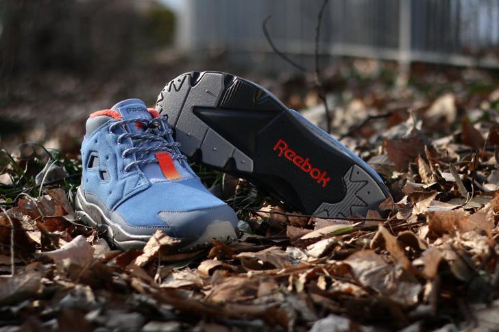 Photo04 - リーボックから、Packer ShoesとのコラボレーションモデルFURYLITE CHUKKAが登場