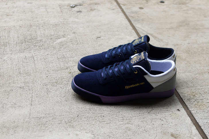 "Photo07 - リーボックは、FLAPHとmita sneakersによるコラボレーションモデルWORKOUT LOW CLEAN FVS FXM ""FLAPH x mita sneakers""を発売"