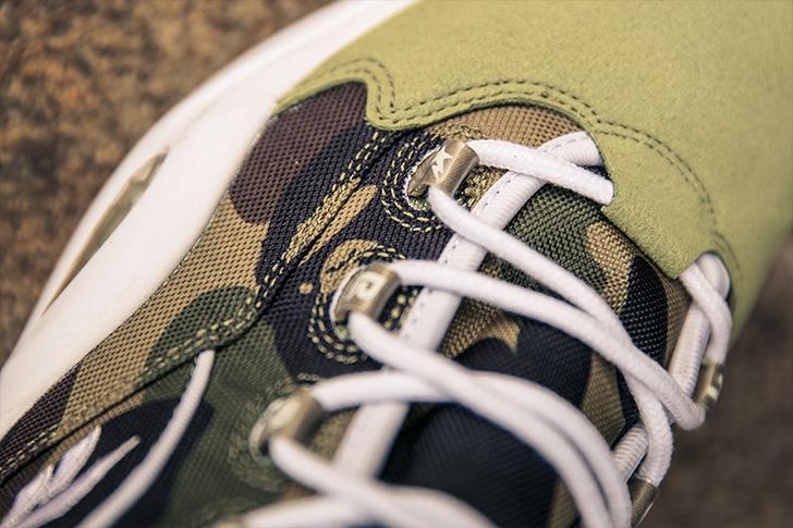 "Photo09 - リーボックから、BAPE®とmita sneakersによるコラボレーションモデルQUESTION MID ""A BATHING APE® x mita sneakers""が発売"
