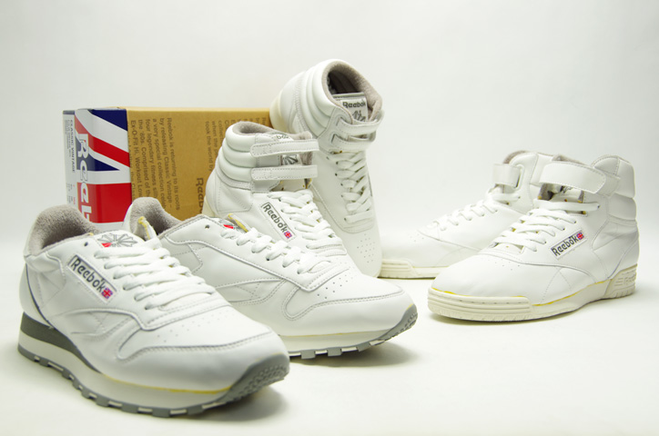 Photo02 - Reebok CLASSIC VINTAGE SERIES