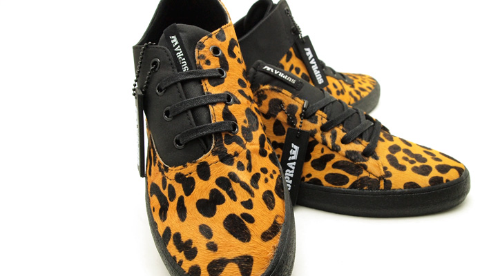 Photo01 - SUPRA LEOPARD PACK