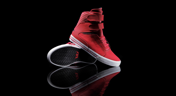 Photo01 - SUPRA THE SOCIETY HEARTBREAKER II がKineticsから発売