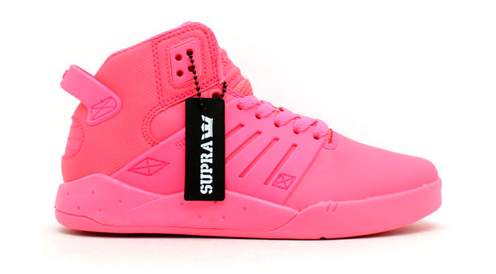 Photo09 - Supra Footwear for Women Fall 2012
