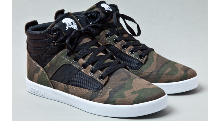 Photo01 - MOBB DEEP x SUPRA BANDIT CAMO