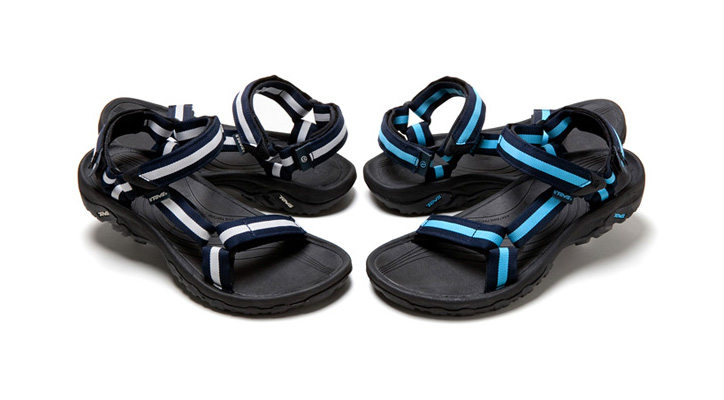 Photo01 - uniform experiment x TEVA 2012 Summer Sandals