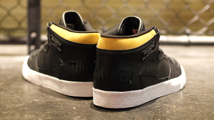 Photo03 - CLUCT x mita sneakers x THRASHER BUCHANAN DOG