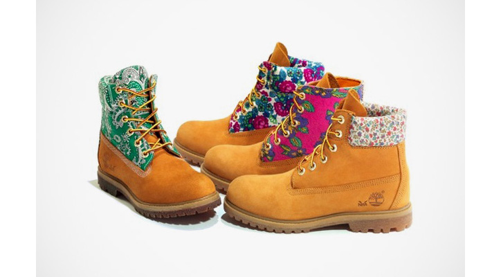 Photo01 - colette x Timberland Nadège Winter Work Boots