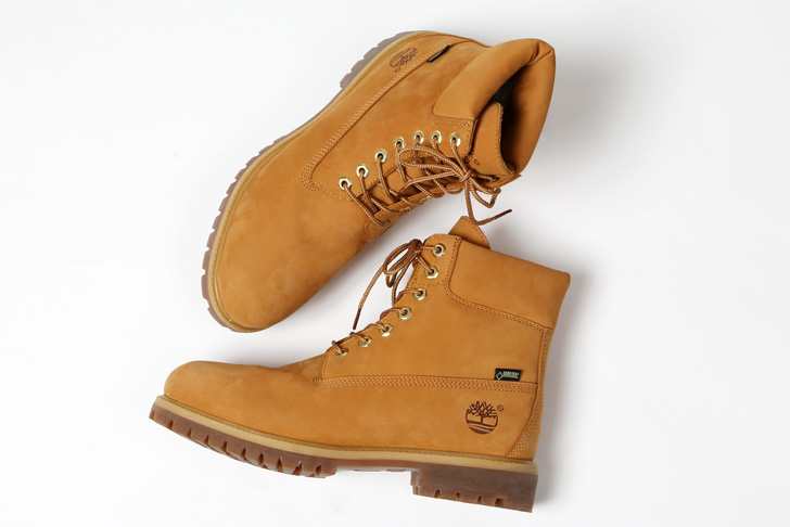 """Photo04 - BEAMS別注6inch Premium Bootとカスタムメイドブーツ受注販売 """"Timberland POP UP SHOP at BEAMS HARAJUKU"""" がオープン"""