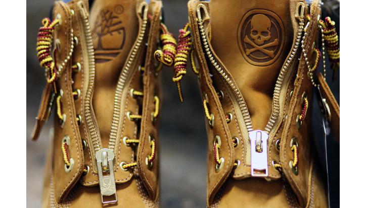 Photo03 - mastermind JAPAN x Timberland Original Boot