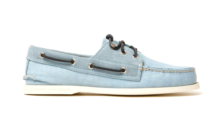 Photo02 - Band of Outsiders x Sperry Top-Sider 3-Eye Boat Shoe